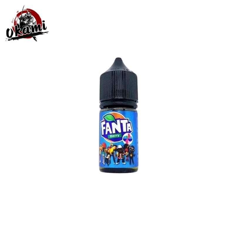 Fanta Berry Salt Nic 30ml