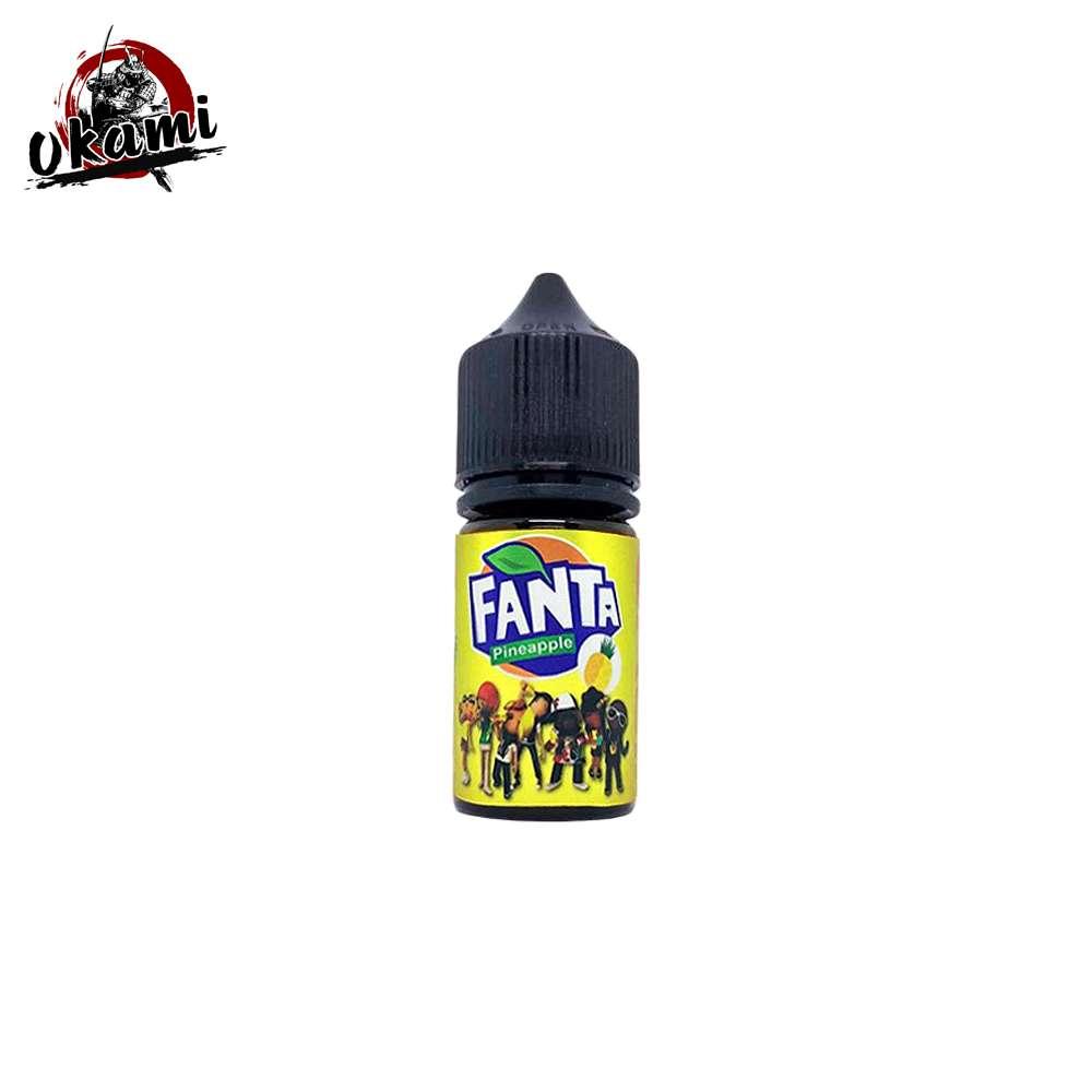 Fanta Pineapple Salt Nic 30ml