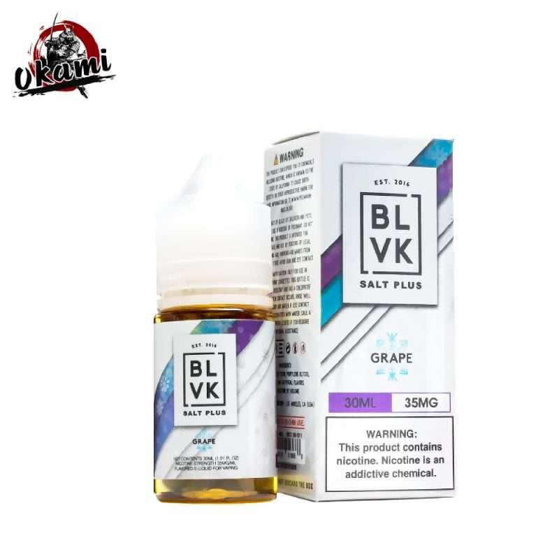 BLVK Plus Grape Ice